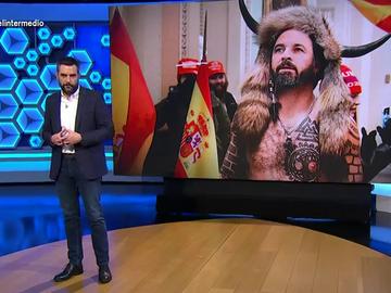 """El vídeo que demuestra que Trump """"copia"""" a Santiago Abascal: de animar a un levantamiento a hablar de fraude electoral"""