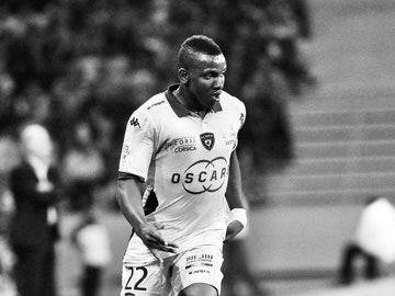 Christopher Maboulou, exjugador del Bastia