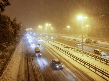 Esta podría ser la noche más fría en 100 años: atención en Madrid y Castilla-La Mancha