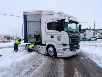 Temporal de frío, nieve y hielo    Situación en Madrid y el resto de España, última hora de la borrasca Filomena