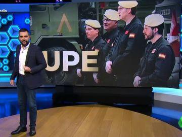 De Casado retirando nieve a Feijóo apagando un fuego: Dani Mateo repasa las mayores hazañas de la Unidad Popular de Emergencias