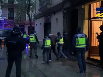 La célula yihadista desarticulada en Barcelona estaba lista para atentar de manera inminente