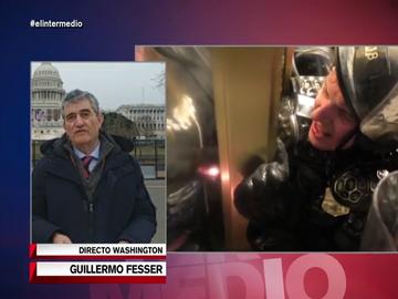 """Guillermo Fesser, sobre los asaltantes del Capitolio: """"Son fanáticos religiosos armados hasta los dientes"""""""