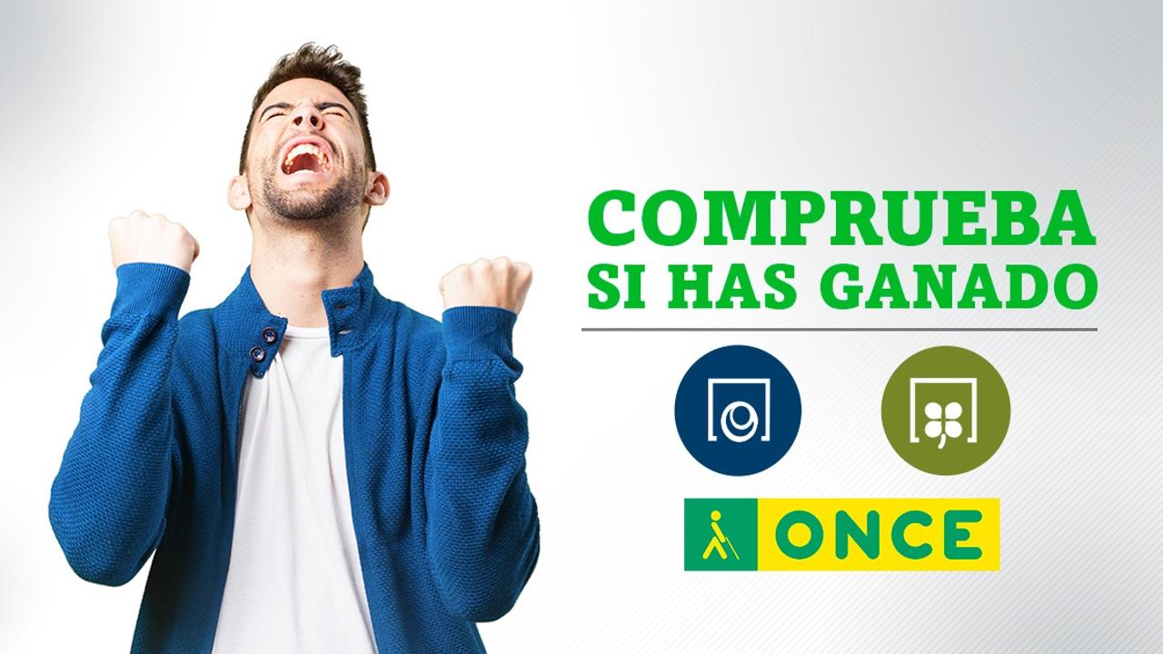 Resultados de los sorteos de ONCE, Bonoloto y Euromillones del martes, 12 de enero de 2021