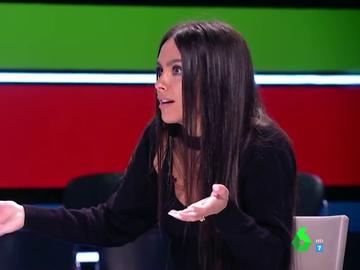 Cristina Pedroche responde tajante a las críticas por su posado desnuda en la nieve