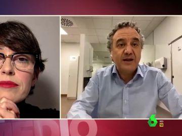 """Roberto Brasero detalla los cambios meteorológicos que ha podido traer el confinamiento: """"Estamos teniendo estaciones"""""""