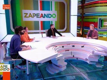 """El chiste verde de Dani Mateo por el que sufre la riña del director de Zapeando: """"Pido perdón, he pasado la línea"""""""