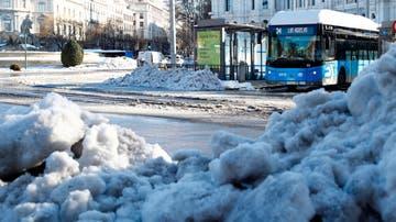 Última hora de la ola de frío en Madrid y España | Noticias sobre el temporal de nieve, en directo