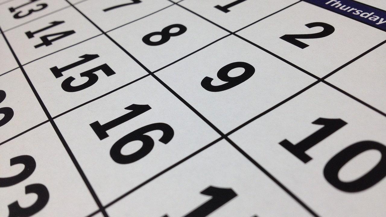 Calendario laboral y escolar 2021