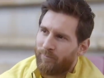 Leo Messi, emocionado al recordar a Tito Vilanova