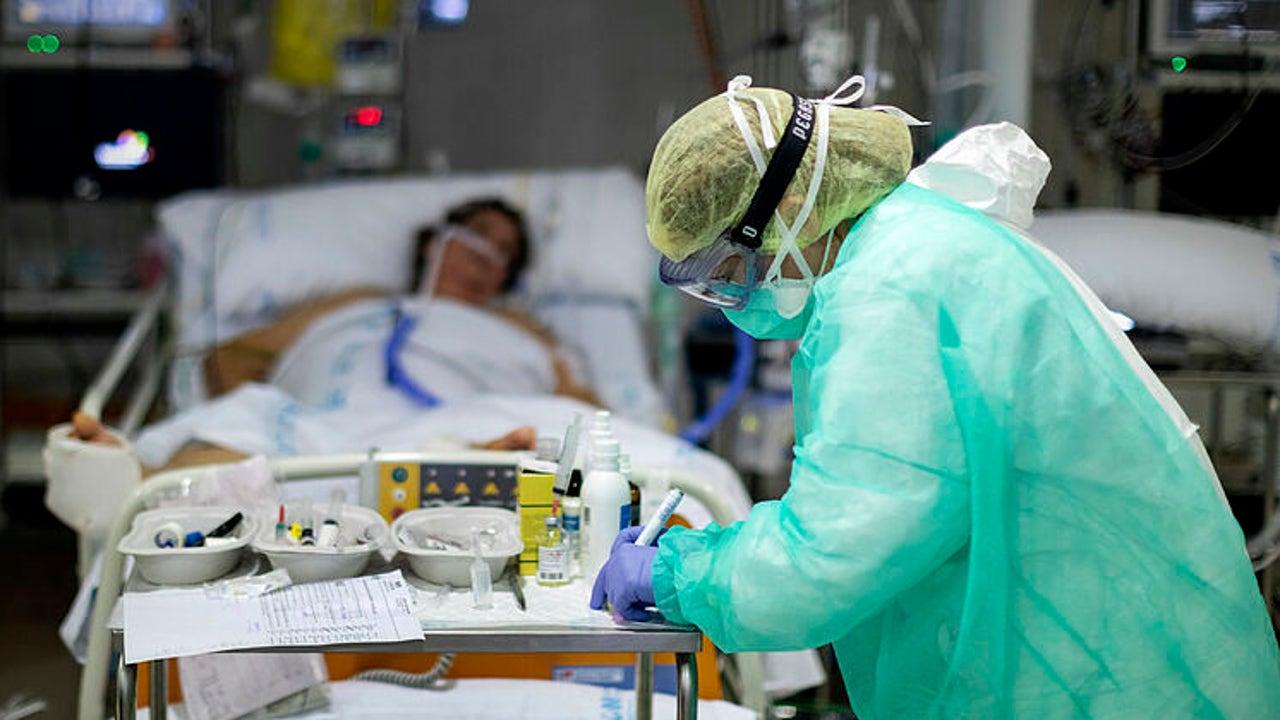 Los sanitarios ante la cuarta ola