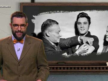 """Así nacieron los antivacunas, unos """"seres estrafalarios"""" a los que Elvis Presley se enfrentó vacunándose en directo"""