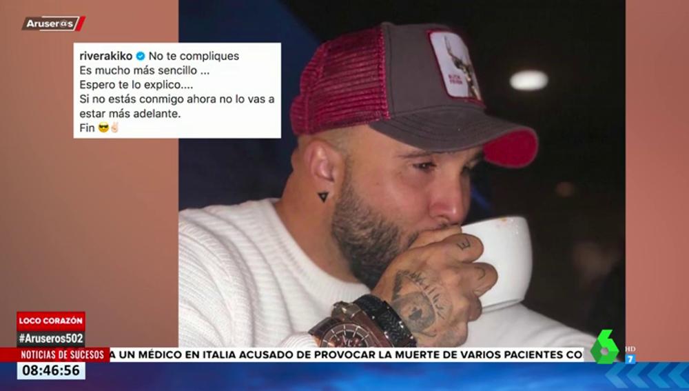 Kiko Rivera lanza un nuevo 'dardo' tras finalizar el plazo que le dio a Isabel Pantoja para ponerse en contacto con él