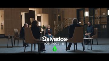 Manuela Carmena, Miguel Ríos, Charo López y Javier Clemente charlan este domingo con Gonzo en Salvados