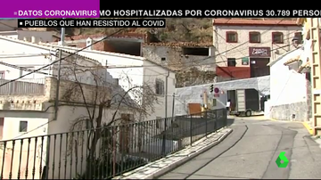 Pueblos que no han conocido casos de COVID.