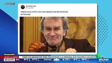 Estos son los mejores memes de los terremotos de Granada