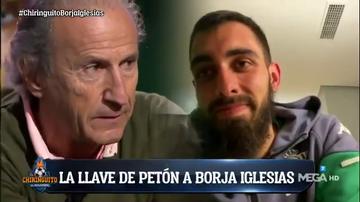 """Borja Iglesias se emociona con el discurso más sentido de Petón: """"Y de golpe, en un instante..."""""""