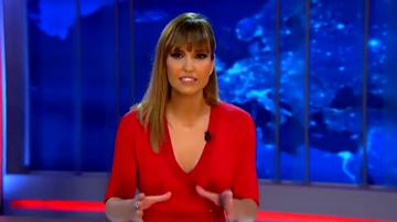 Sandra Sabatés se 'convierte' en Gloria Serra para presentar Equipo de Investigación
