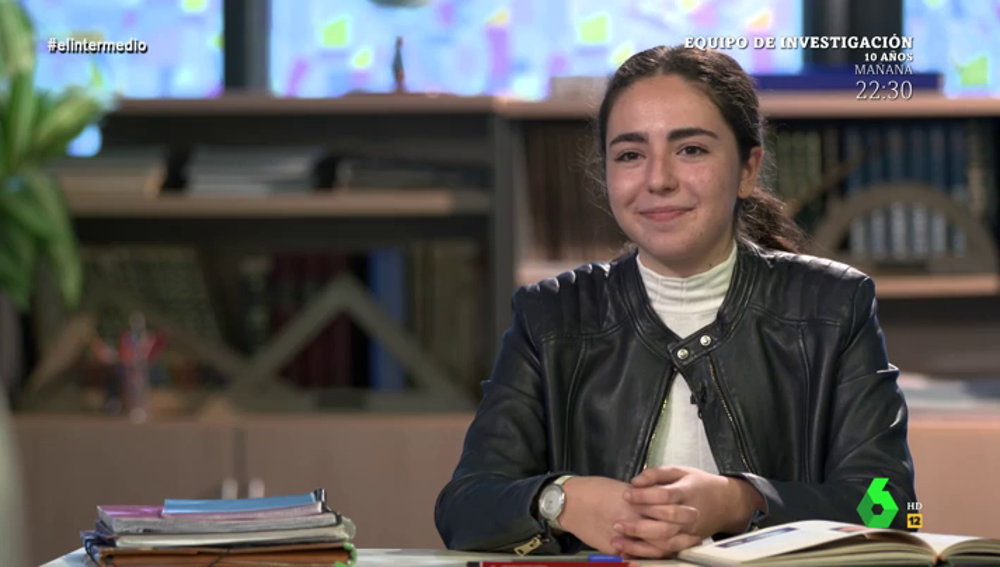 """Marta Rosell, la adolescente española que explicó a la ONU el problema de la educación en el mundo: """"Es un sistema hecho para nosotros"""""""