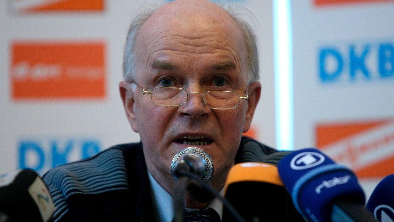 Anders Besseberg, expresidente de la IBU