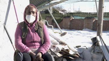 """Los vecinos de la Cañada Real reivindican su derecho a tener luz: """"Somos personas como los demás"""""""