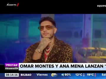 Así suena 'Solo', la nueva canción de Omar Montes y Ana Mena