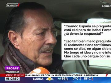 """Julián Muñoz carga contra Isabel Pantoja: """"Yo también me pregunto dónde está su dinero, en algún sitio estará"""""""
