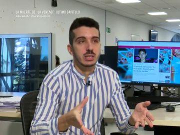 Daniel Jabonero, periodista