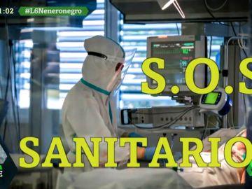 Los sobrecogedores relatos de los sanitarios para hacer ver la dramática realidad de la pandemia en los hospitales