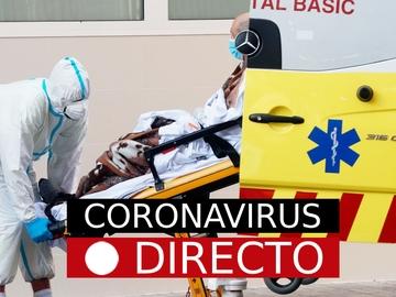 Imagen de un traslado hospitalario