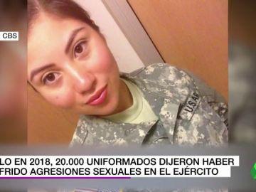 """El sobrecogedor relato de una mujer en el Ejército estadounidense: """"Dejé a un oficial entrar en mi casa y fui brutalmente violada"""""""