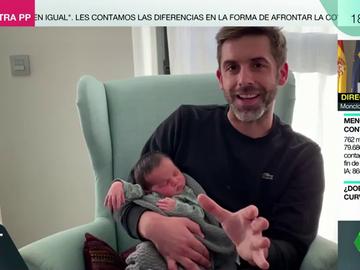 José Yélamo y Paula del Fraile ya son papás: así han presentado a su primera hija, Claudia