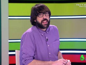 La irónica confesión de Quique Peinado sobre José María Aznar que deja alucinado a Dani Mateo