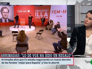 Inés Arrimadas en ARV