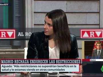 Inés Arrimadas, en ARV