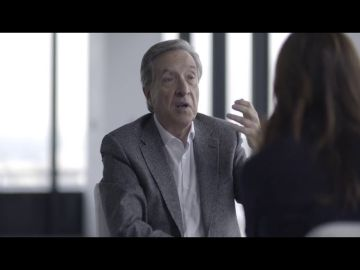 Iñaki Gabilondo habla de la herencia que dejará a sus hijos