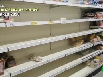 El vídeo en el que El Intermedio resume en dos minutos un año de COVID en España