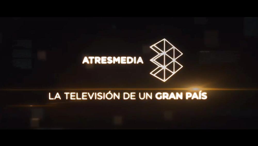 Atresmedia TV, grupo líder en enero