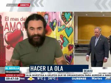 """La crítica de El Sevilla a los políticos: """"Bajan los contagios y ya estamos pensando en celebrar Semana Santa"""""""
