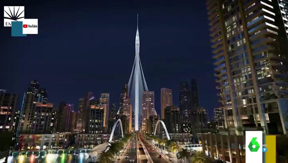 Así será el rascacielos más alto creado por el hombre: repasamos los edificios que 'rozan' las nubes