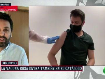 español vacunado
