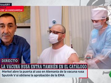 Josep Corbella en Al Rojo Vivo