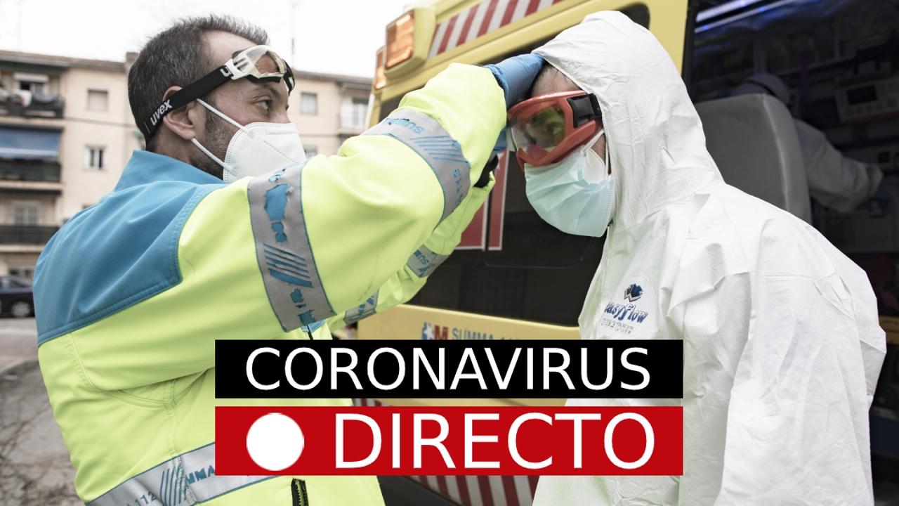 Restricciones por COVID-19 España, hoy   Medidas por coronavirus, confinamiento y noticias de última hora, en directo