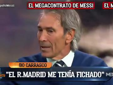 Lobo Carrasco desvela que pudo fichar por el Real Madrid