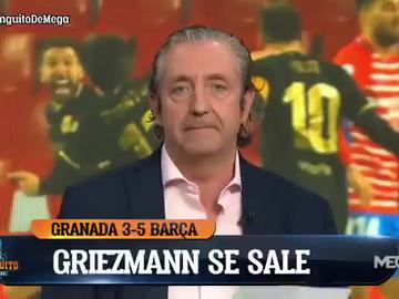 """Pedrerol: """"No busquéis a Xavi, Koeman es el futuro del Barça"""""""