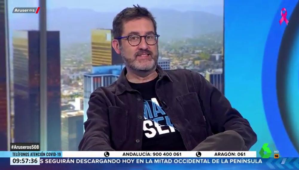 """Un colaborador de Aruser@s sufre un accidente en el programa: """"Has estado a punto de morir"""""""