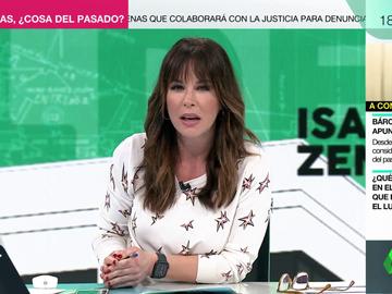 La rotunda respuesta de Mamen Mendizábal a la gerente del hospital que pretende quitarle el móvil a los pacientes para trasladarles al Zendal