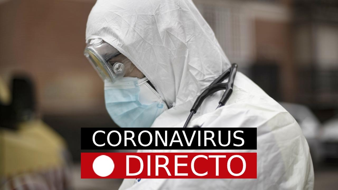Toda la información sobre la pandemia, en directo