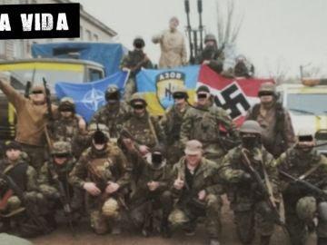 Militantes de Cuerpo Nacional