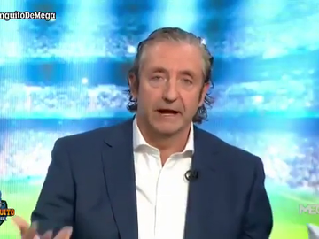 """Josep Pedrerol, alto y claro: """"En 'El Chiringuito' están los mejores, Buyo no se toca"""""""